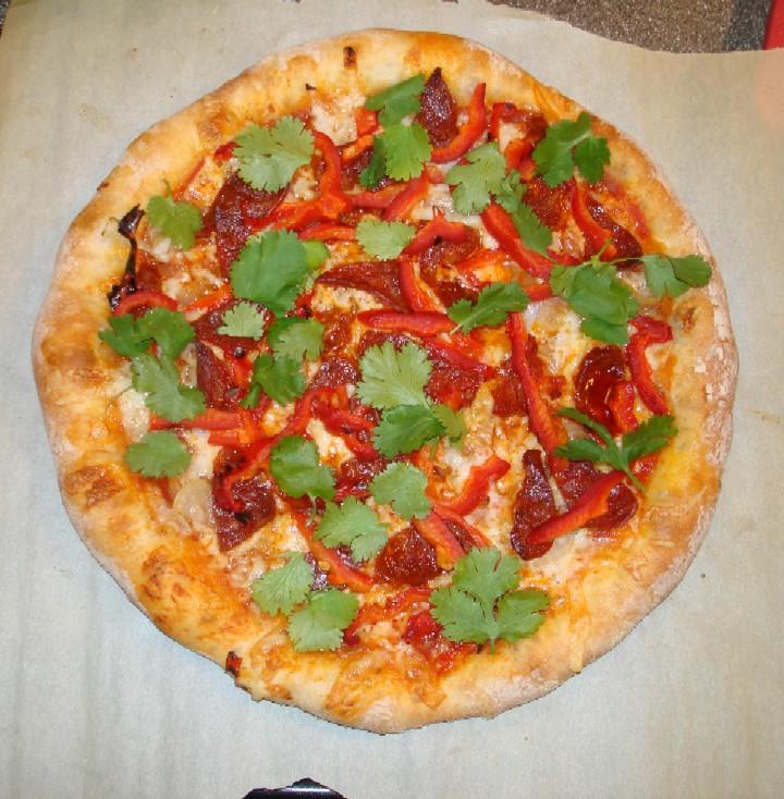 chorizo pizzaii 031